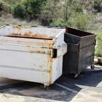 dumpster-waste